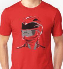 Mighty Morphin Red Power Ranger Unisex T-Shirt