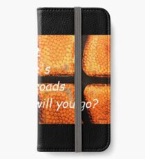 Basketball Crossroads iPhone Wallet/Case/Skin