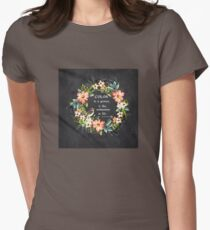 Color in a Picture Quote T-Shirt