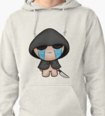 The Binding Of Isaac Rebirth Sinful Isaac SFW Pullover Hoodie