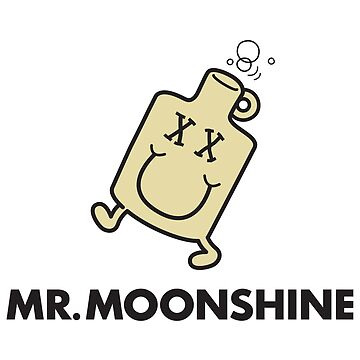 Mr. Moonshine by Fifty-TwoWeeks