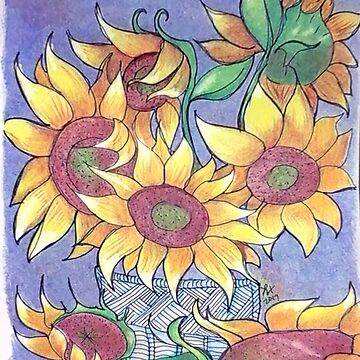 More sunflowers by lorgh