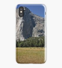 Yosemite National Park California - El Capitan Travel Nature Tapestries iPhone Case/Skin