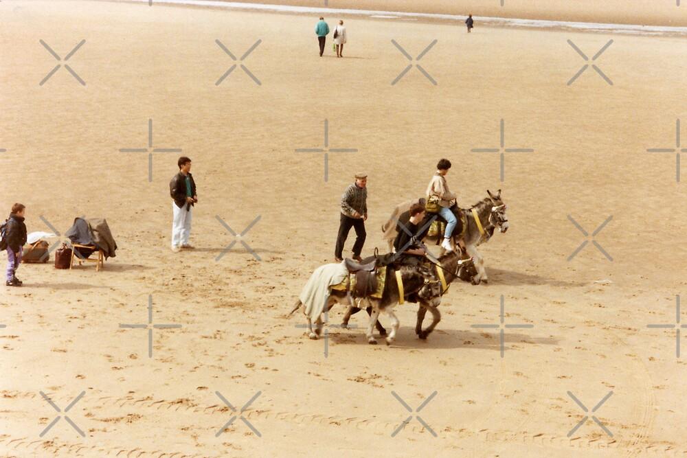 Blackpool's Donkeys by georgiegirl