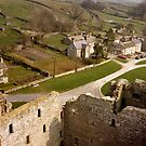 View from Bolton Castle by georgiegirl