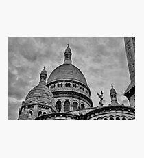 Sacre-Coeur Basilica Study 2  Photographic Print