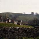Castleton Castle by georgiegirl