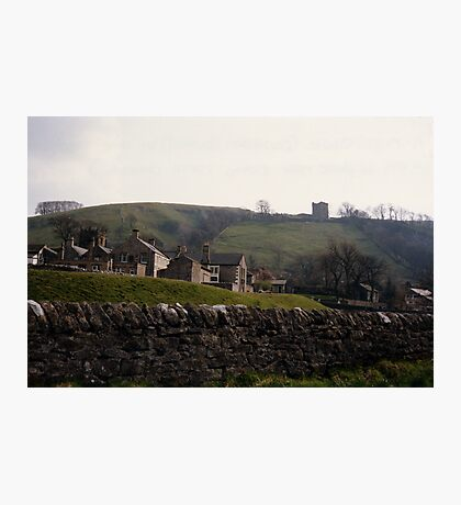 Castleton Castle Photographic Print