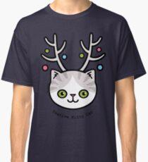 Festive Kitty Cat Classic T-Shirt