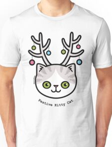Festive Kitty Cat T-Shirt
