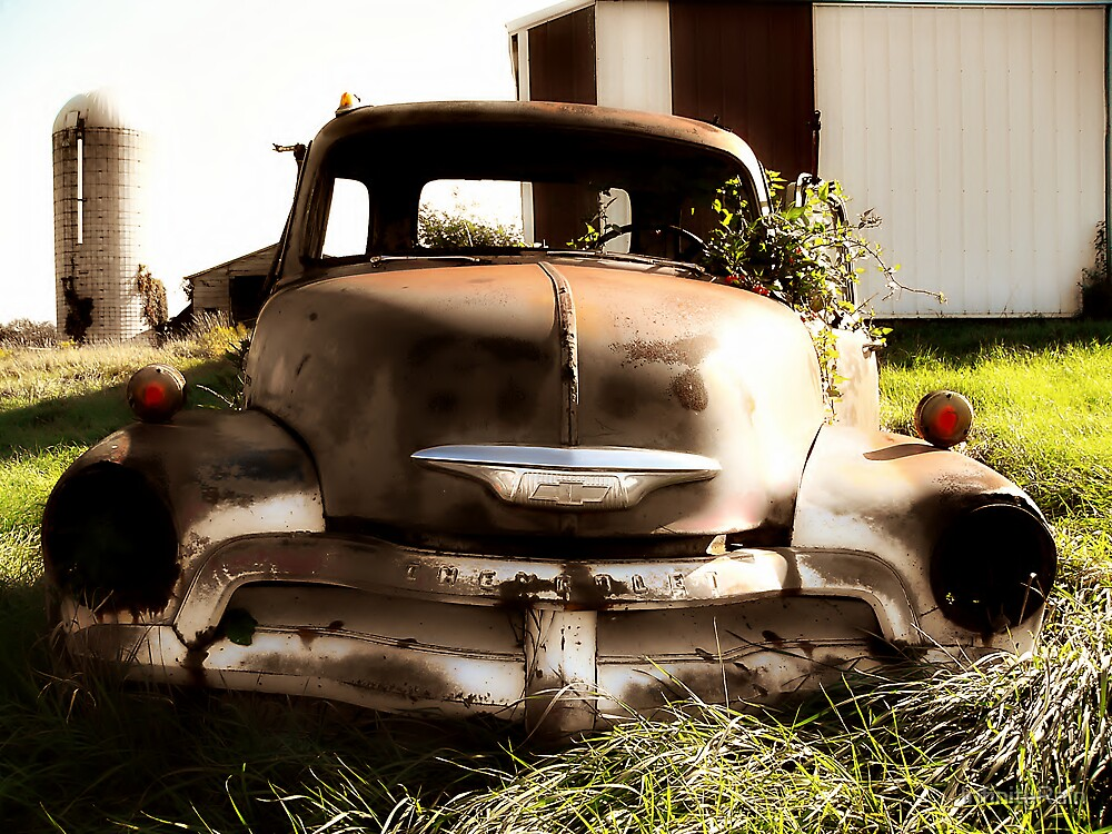 Chevy by InfinityRain