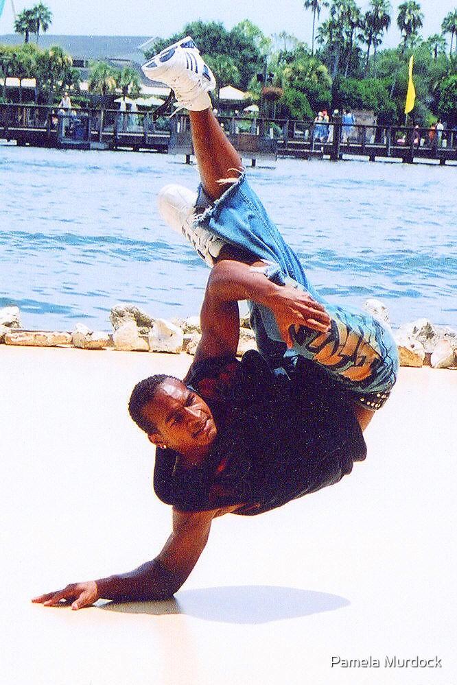 Breakdancer by Pamela Murdock