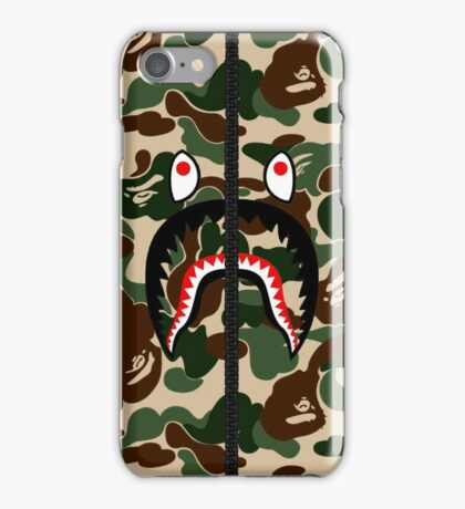 Bape - Shark design iPhone Case/Skin