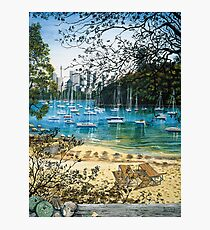 Sirius Cove - Sydney Photographic Print