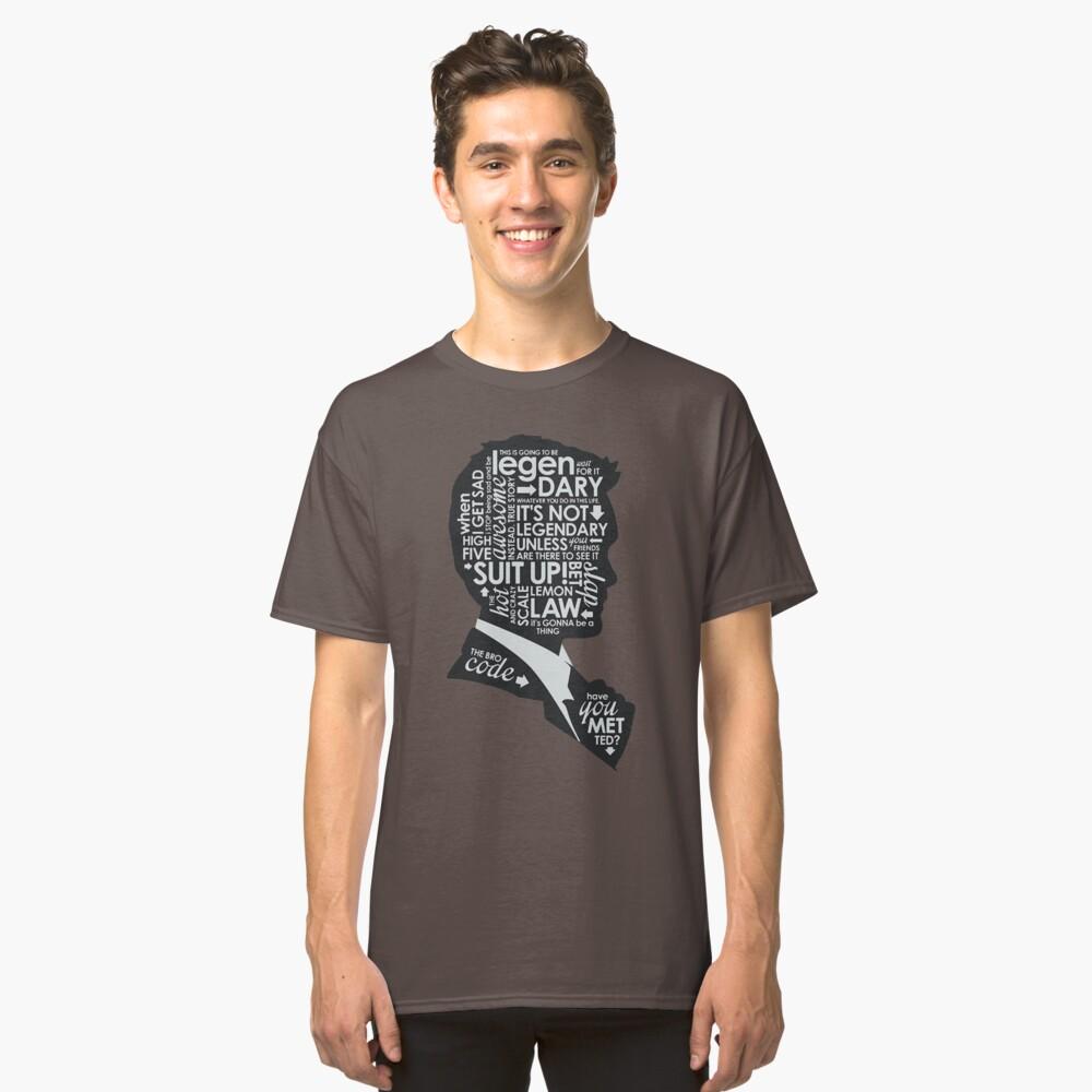 Legendary Classic T-Shirt Front