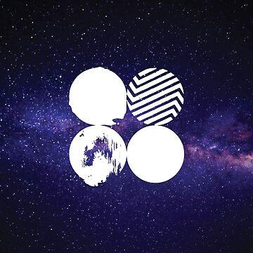 BTS - Wings Galaxy Version by jongminguk