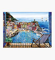 Vernazza - Italy Photographic Print