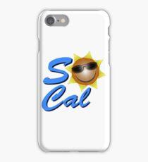 SoCal iPhone / Samsung Galaxy Case iPhone Case/Skin