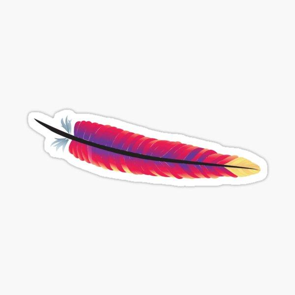 Apache Sticker