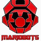 Mariobots! by MikePHearn
