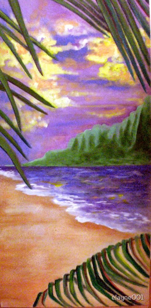 Sandy Beach by elayne001