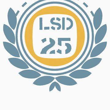 LSD 25 by Psygarden