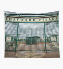 College - Hayward Field - University of Oregon Sports Track PNW Wall Tapestry