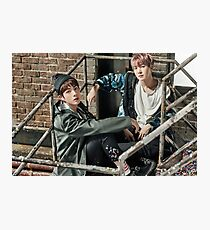 BTS - You Never Walk Alone (ft. J-hope & Jin) Photographic Print