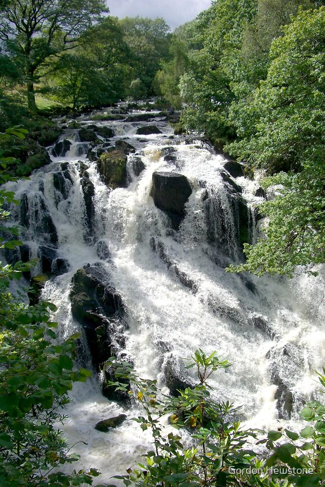 Swallow Falls (2) by Gordon Hewstone