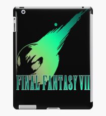 FFVII iPad Case/Skin