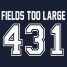 Error 431 - Fields Too Large - White Letters by JRon