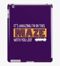Holy Grail - Jay-Z - Purple iPad Case/Skin