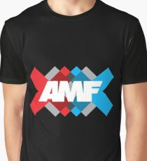 Amsterdam Music Festival (AMF) Graphic T-Shirt