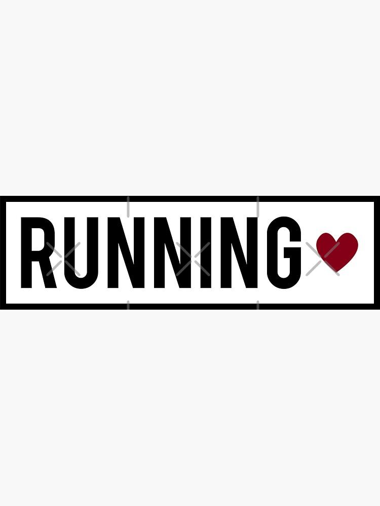Running ❤ by mynameisliana