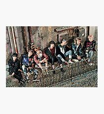 BTS - You Never Walk Alone Photographic Print