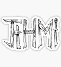 JTHM Sticker