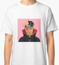 XXX tentacion artwork Classic T-Shirt