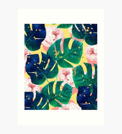 Be Here Now #redbubble #decor #buyart Art Print