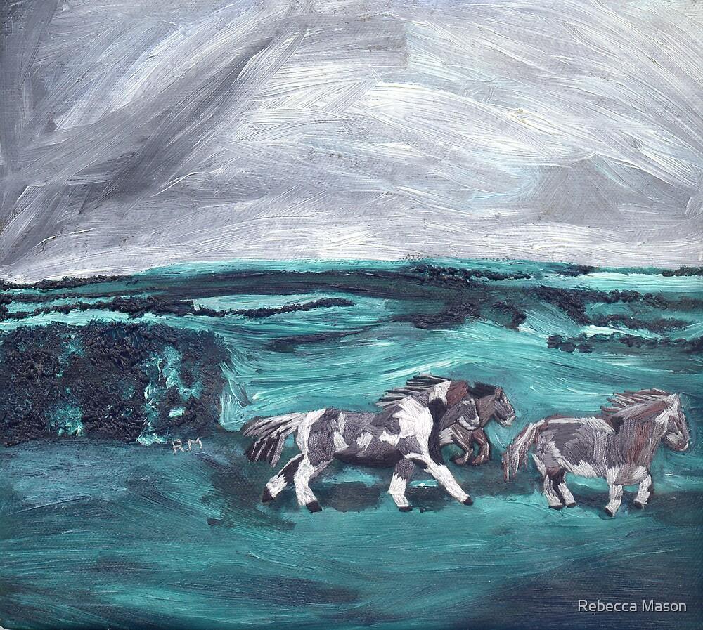 Wild And Free by Rebecca Mason