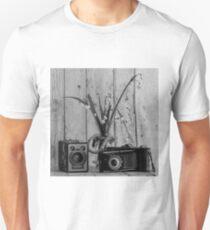 Box Brownie and Friend Unisex T-Shirt