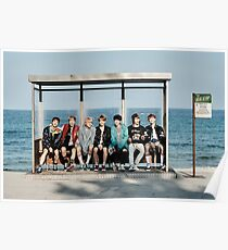 BTS - You Never Walk Alone Poster