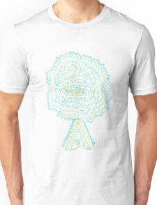 Azure & Gold Tree T-Shirt
