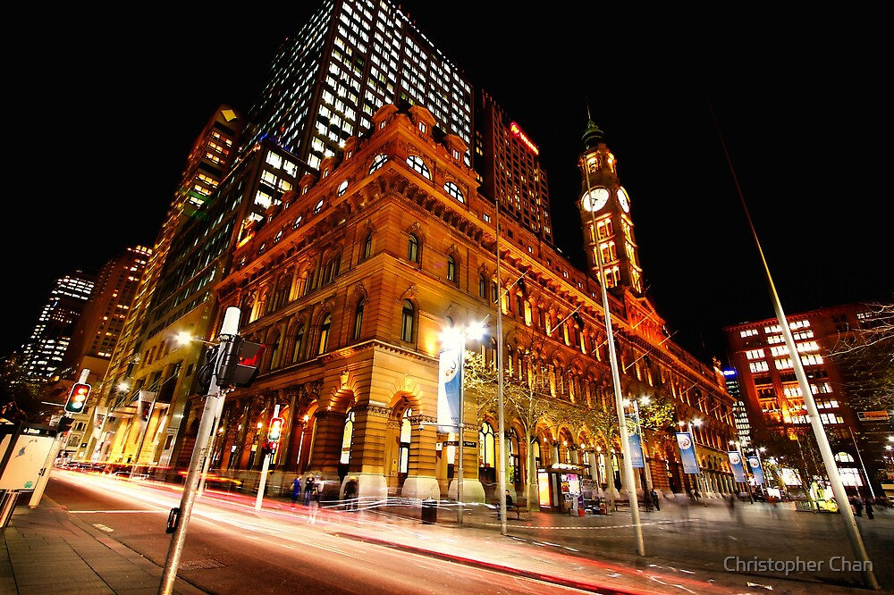 One Martin Place by Christopher Chan