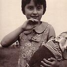 Portrait 1974 by Ana Bradasevic
