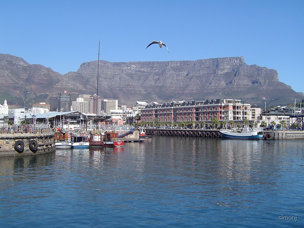 V&A Waterfront by simonj