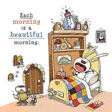 IckyPen - Beautiful Morning by ickypen