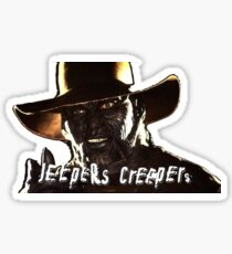 jeepers Sticker