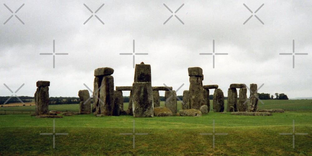 Stonehenge by georgiegirl