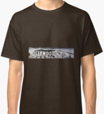 Hooray for Hollywood Classic T-Shirt