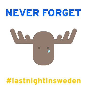 Never Forget - Last Night in Sweden by krig